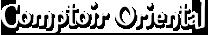 logo comptoir oriental footer